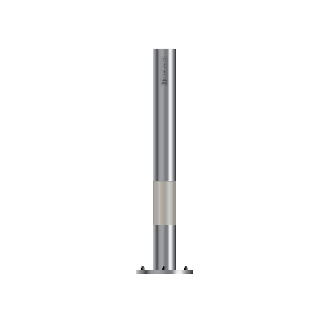 Stainless Steel Flexible Round Bollard