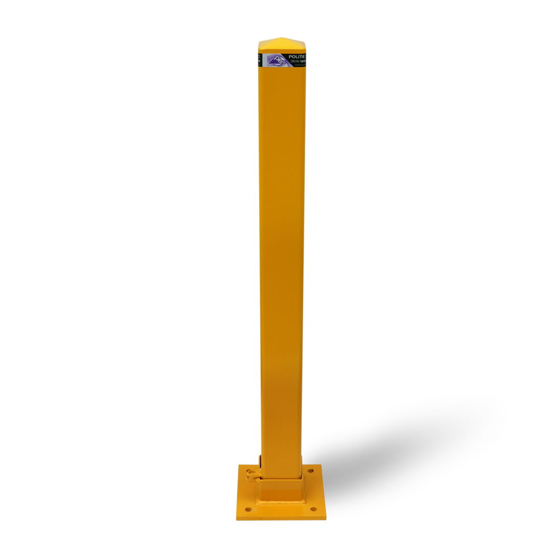 Standard Square Removable Bollard - SSRA-11