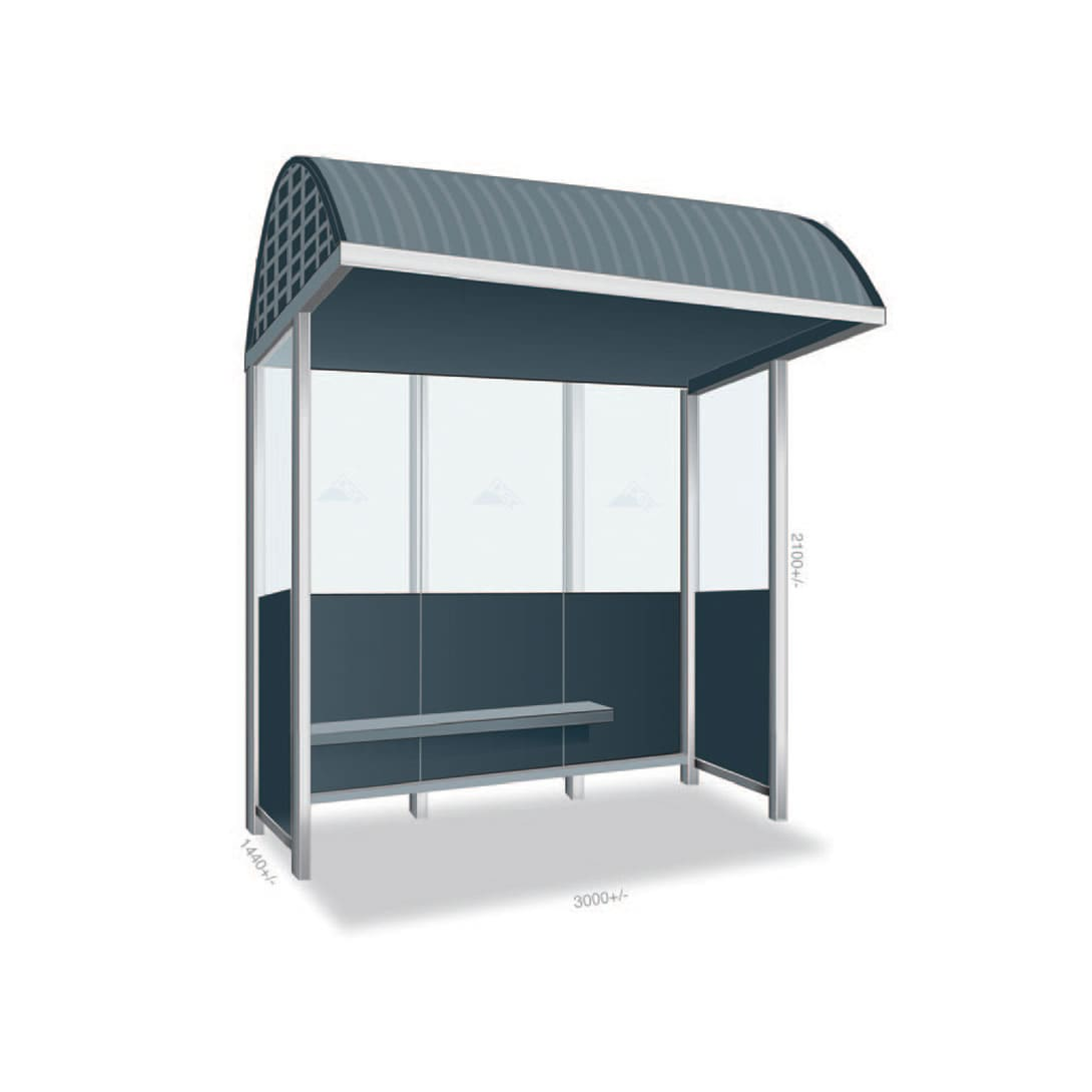 Urban Bus Shelter